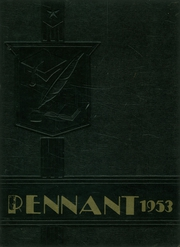 Page 1, 1953 Edition, Pennville High School - Pennant Yearbook (Pennville, IN) online yearbook collection