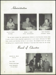 Page 10, 1953 Edition, Pennville High School - Pennant Yearbook (Pennville, IN) online yearbook collection