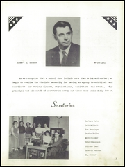 Page 11, 1953 Edition, Pennville High School - Pennant Yearbook (Pennville, IN) online yearbook collection