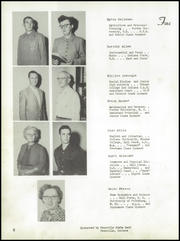 Page 12, 1953 Edition, Pennville High School - Pennant Yearbook (Pennville, IN) online yearbook collection