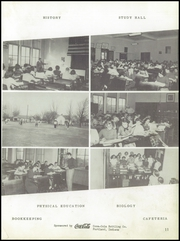 Page 15, 1953 Edition, Pennville High School - Pennant Yearbook (Pennville, IN) online yearbook collection