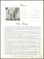 Page 17, 1953 Edition, Pennville High School - Pennant Yearbook (Pennville, IN) online yearbook collection