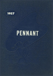 1957 Edition, Pennville High School - Pennant Yearbook (Pennville, IN)