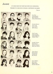 Page 13, 1971 Edition, Pennville High School - Pennant Yearbook (Pennville, IN) online yearbook collection