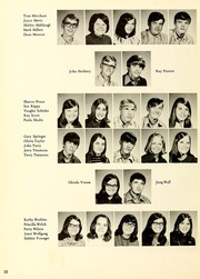 Page 14, 1971 Edition, Pennville High School - Pennant Yearbook (Pennville, IN) online yearbook collection