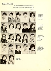 Page 15, 1971 Edition, Pennville High School - Pennant Yearbook (Pennville, IN) online yearbook collection