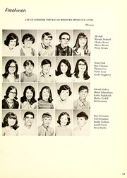 Page 17, 1971 Edition, Pennville High School - Pennant Yearbook (Pennville, IN) online yearbook collection