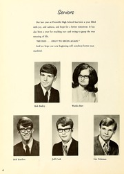 Page 8, 1971 Edition, Pennville High School - Pennant Yearbook (Pennville, IN) online yearbook collection