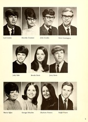 Page 9, 1971 Edition, Pennville High School - Pennant Yearbook (Pennville, IN) online yearbook collection
