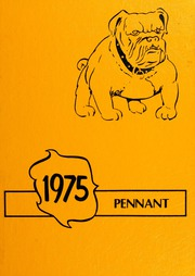 1975 Edition, Pennville High School - Pennant Yearbook (Pennville, IN)