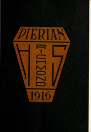 Page 5, 1916 Edition, Richmond High School - Pierian Yearbook (Richmond, IN) online yearbook collection