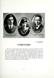 Page 13, 1920 Edition, Richmond High School - Pierian Yearbook (Richmond, IN) online yearbook collection