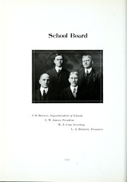 Page 16, 1920 Edition, Richmond High School - Pierian Yearbook (Richmond, IN) online yearbook collection