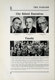 Page 12, 1937 Edition, Richmond High School - Pierian Yearbook (Richmond, IN) online yearbook collection