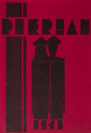 Page 1, 1941 Edition, Richmond High School - Pierian Yearbook (Richmond, IN) online yearbook collection