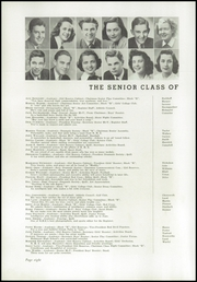 Page 12, 1941 Edition, Richmond High School - Pierian Yearbook (Richmond, IN) online yearbook collection
