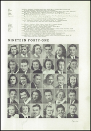 Page 13, 1941 Edition, Richmond High School - Pierian Yearbook (Richmond, IN) online yearbook collection