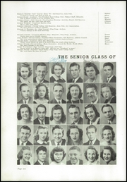 Page 14, 1941 Edition, Richmond High School - Pierian Yearbook (Richmond, IN) online yearbook collection