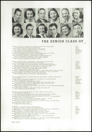 Page 16, 1941 Edition, Richmond High School - Pierian Yearbook (Richmond, IN) online yearbook collection