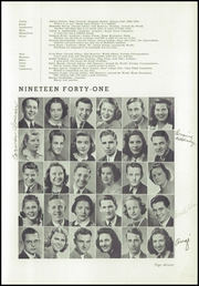 Page 17, 1941 Edition, Richmond High School - Pierian Yearbook (Richmond, IN) online yearbook collection