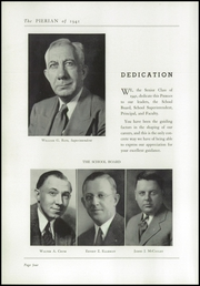 Page 6, 1941 Edition, Richmond High School - Pierian Yearbook (Richmond, IN) online yearbook collection