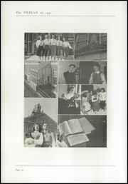 Page 8, 1941 Edition, Richmond High School - Pierian Yearbook (Richmond, IN) online yearbook collection