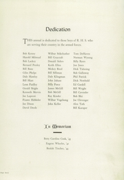 Page 5, 1942 Edition, Richmond High School - Pierian Yearbook (Richmond, IN) online yearbook collection