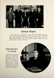 Page 15, 1946 Edition, Richmond High School - Pierian Yearbook (Richmond, IN) online yearbook collection