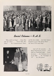 Page 12, 1949 Edition, Richmond High School - Pierian Yearbook (Richmond, IN) online yearbook collection