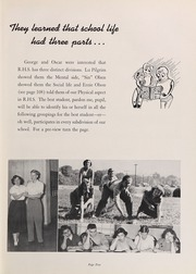 Page 9, 1949 Edition, Richmond High School - Pierian Yearbook (Richmond, IN) online yearbook collection