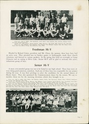 Page 15, 1950 Edition, Richmond High School - Pierian Yearbook (Richmond, IN) online yearbook collection