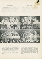 Page 17, 1950 Edition, Richmond High School - Pierian Yearbook (Richmond, IN) online yearbook collection