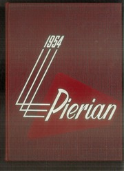 Page 1, 1954 Edition, Richmond High School - Pierian Yearbook (Richmond, IN) online yearbook collection
