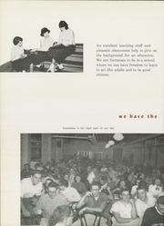 Page 10, 1954 Edition, Richmond High School - Pierian Yearbook (Richmond, IN) online yearbook collection