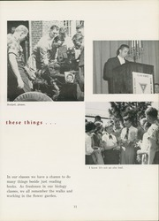 Page 15, 1954 Edition, Richmond High School - Pierian Yearbook (Richmond, IN) online yearbook collection