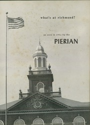 Page 5, 1954 Edition, Richmond High School - Pierian Yearbook (Richmond, IN) online yearbook collection