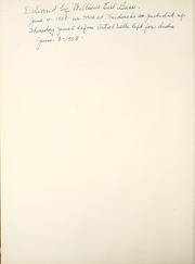 Page 4, 1958 Edition, Richmond High School - Pierian Yearbook (Richmond, IN) online yearbook collection