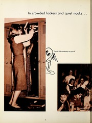 Page 8, 1958 Edition, Richmond High School - Pierian Yearbook (Richmond, IN) online yearbook collection