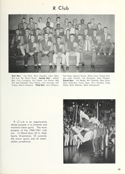 Page 59, 1961 Edition, Richmond High School - Pierian Yearbook (Richmond, IN) online yearbook collection
