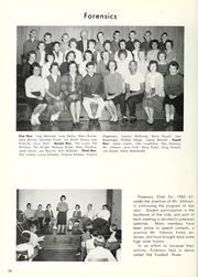 Page 60, 1961 Edition, Richmond High School - Pierian Yearbook (Richmond, IN) online yearbook collection