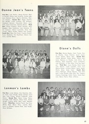Page 67, 1961 Edition, Richmond High School - Pierian Yearbook (Richmond, IN) online yearbook collection