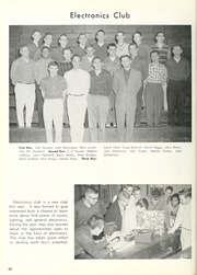 Page 70, 1961 Edition, Richmond High School - Pierian Yearbook (Richmond, IN) online yearbook collection