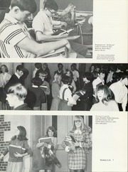 Page 11, 1969 Edition, Richmond High School - Pierian Yearbook (Richmond, IN) online yearbook collection
