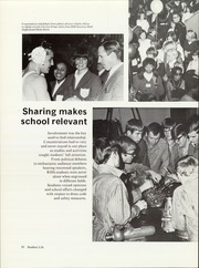 Page 14, 1969 Edition, Richmond High School - Pierian Yearbook (Richmond, IN) online yearbook collection