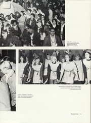 Page 15, 1969 Edition, Richmond High School - Pierian Yearbook (Richmond, IN) online yearbook collection