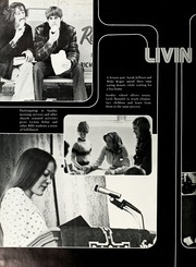 Page 12, 1974 Edition, Richmond High School - Pierian Yearbook (Richmond, IN) online yearbook collection