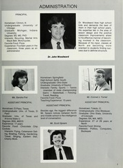 Page 11, 1983 Edition, Springfield North High School - Polaris Yearbook (Springfield, OH) online yearbook collection