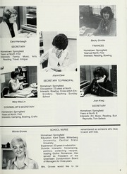 Page 13, 1983 Edition, Springfield North High School - Polaris Yearbook (Springfield, OH) online yearbook collection