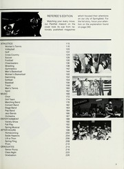 Page 7, 1983 Edition, Springfield North High School - Polaris Yearbook (Springfield, OH) online yearbook collection