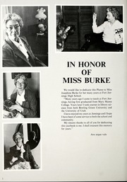 Page 6, 1982 Edition, Fort Jennings High School - Plume Yearbook (Fort Jennings, OH) online yearbook collection